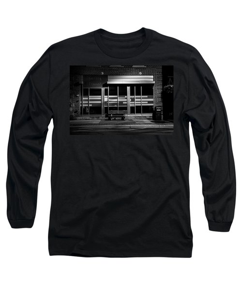 Daly Tea Company At Night Long Sleeve T-Shirt