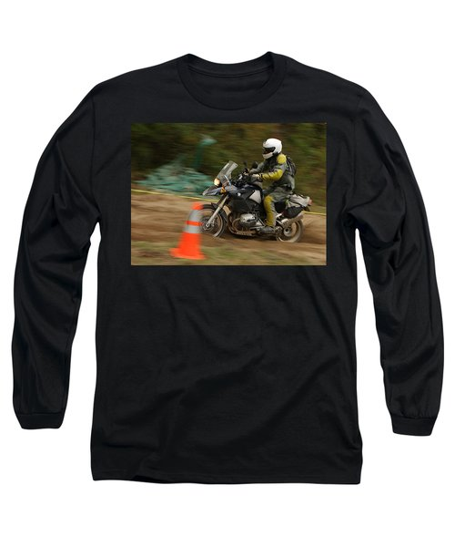 Dan In The Sand Long Sleeve T-Shirt