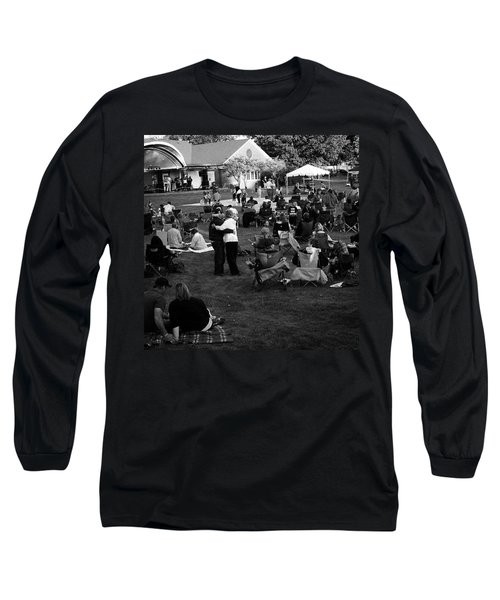 Dancing In The Park Long Sleeve T-Shirt