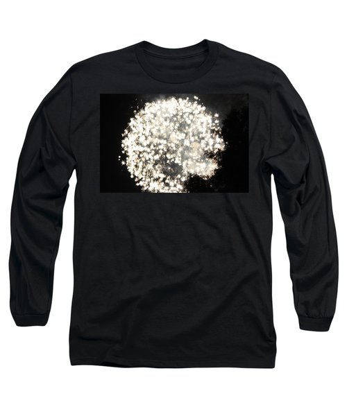 Dandelion Ablaze Long Sleeve T-Shirt
