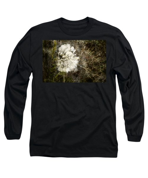 Dandelions Don't Care About The Time Long Sleeve T-Shirt
