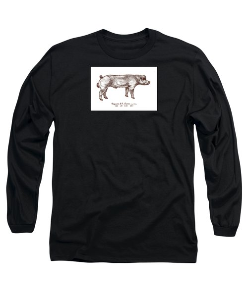 Danish Duroc Long Sleeve T-Shirt