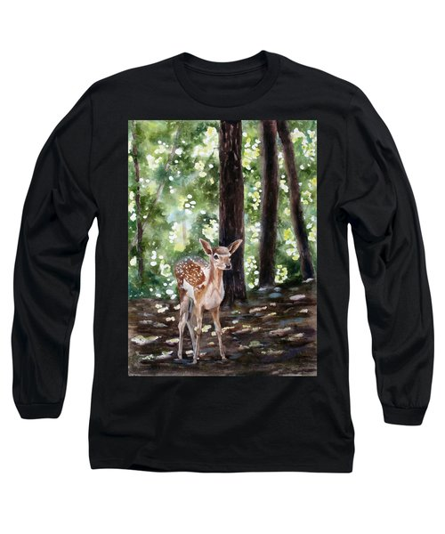 Dappled Innocence Long Sleeve T-Shirt