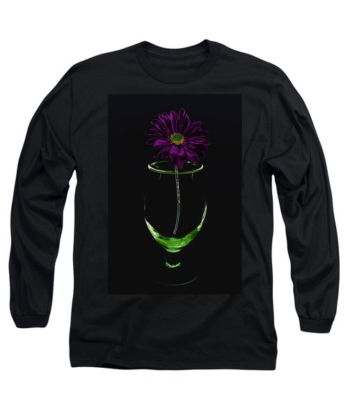 Dark Bloom Long Sleeve T-Shirt