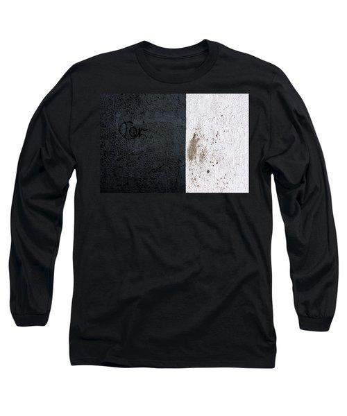 Dark Bright Long Sleeve T-Shirt