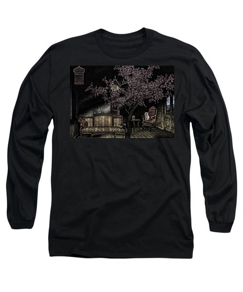 Dark Dream Long Sleeve T-Shirt