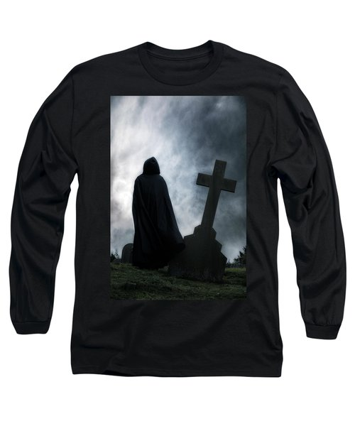 Dark Figure Long Sleeve T-Shirt