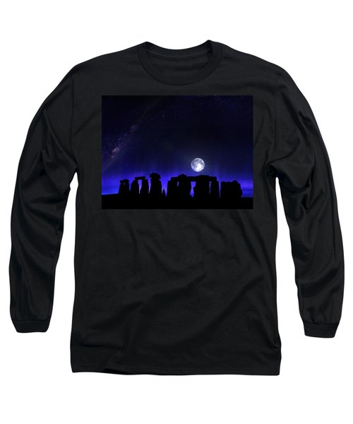 Dark Henge Long Sleeve T-Shirt