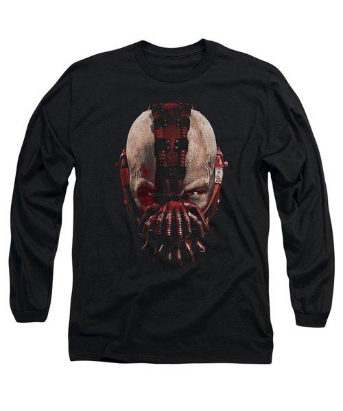 Dark Knight Rises - Bane Mask Long Sleeve T-Shirt