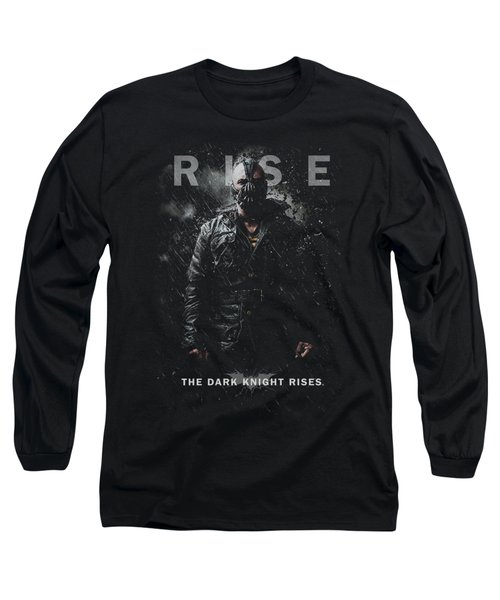 Dark Knight Rises - Bane Rise Long Sleeve T-Shirt