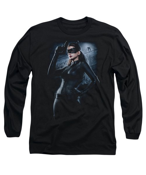 Dark Knight Rises - Out On The Town Long Sleeve T-Shirt