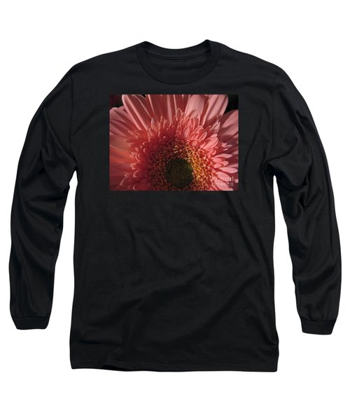 Long Sleeve T-Shirt featuring the photograph Dark Radiance by Ann Horn