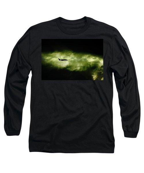 Dark Shadow  Long Sleeve T-Shirt