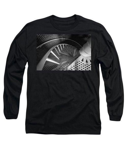 Dark Spiral Long Sleeve T-Shirt