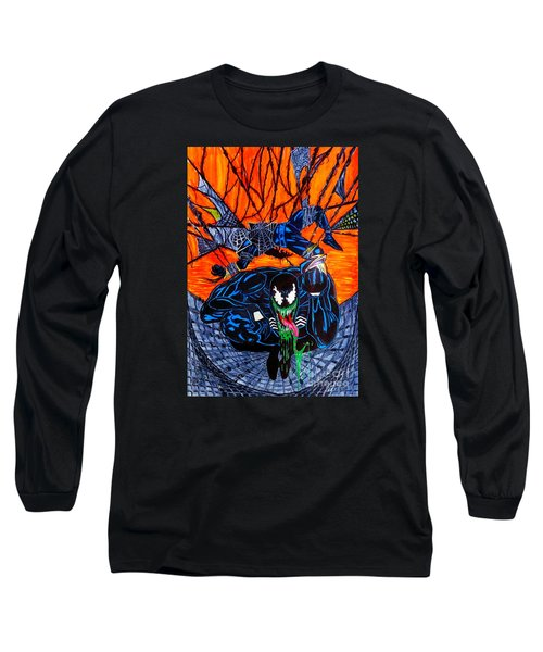 Darkhawk Issue 13 Homage Long Sleeve T-Shirt