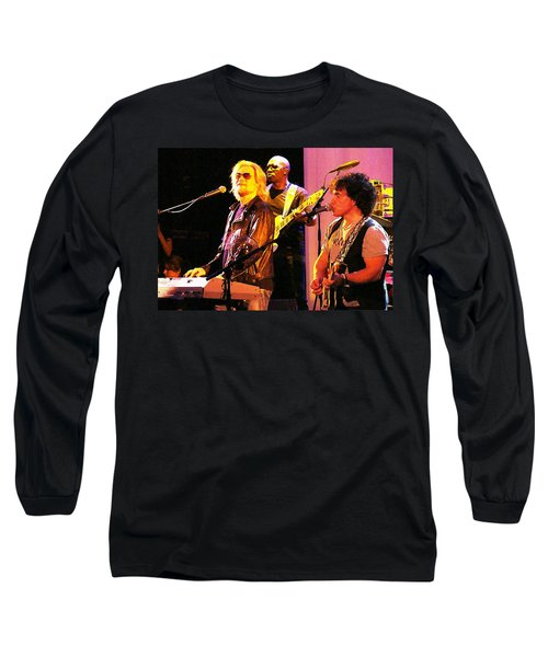 Daryl Hall And Oates In Concert Long Sleeve T-Shirt