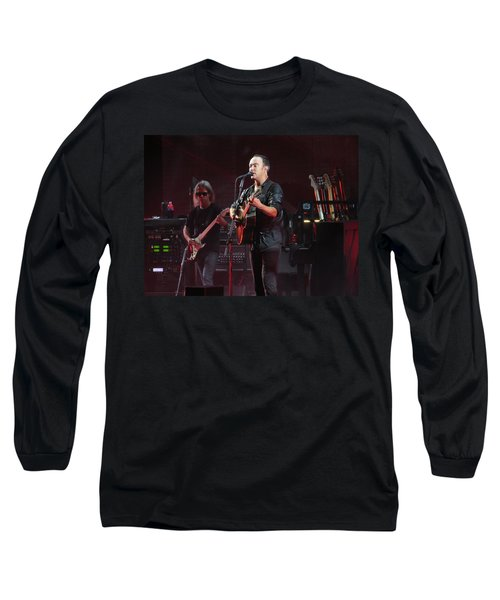 Dave Matthews Live Long Sleeve T-Shirt