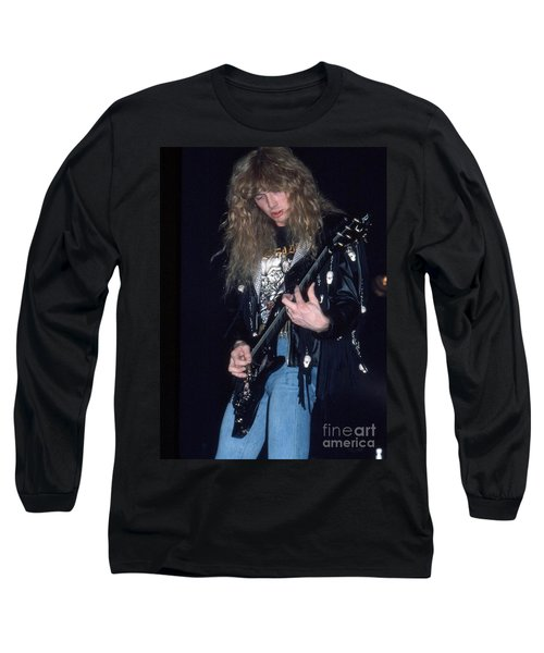 Dave Mustaine Long Sleeve T-Shirt