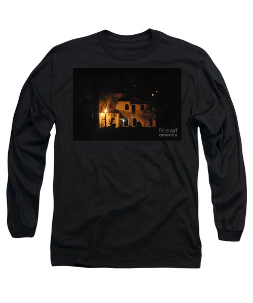 Davenport At Night Long Sleeve T-Shirt