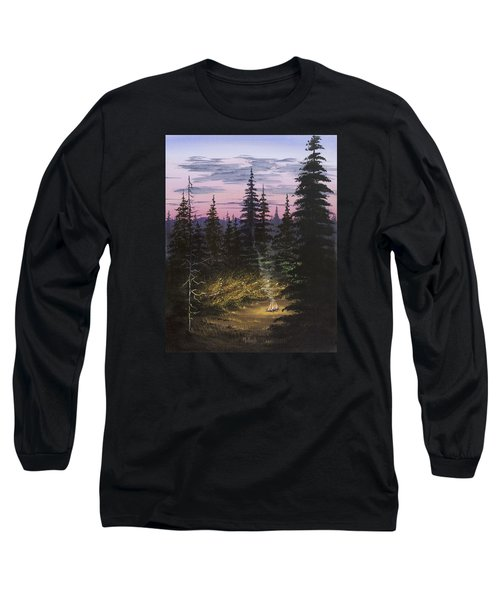 Dawn Fire Long Sleeve T-Shirt