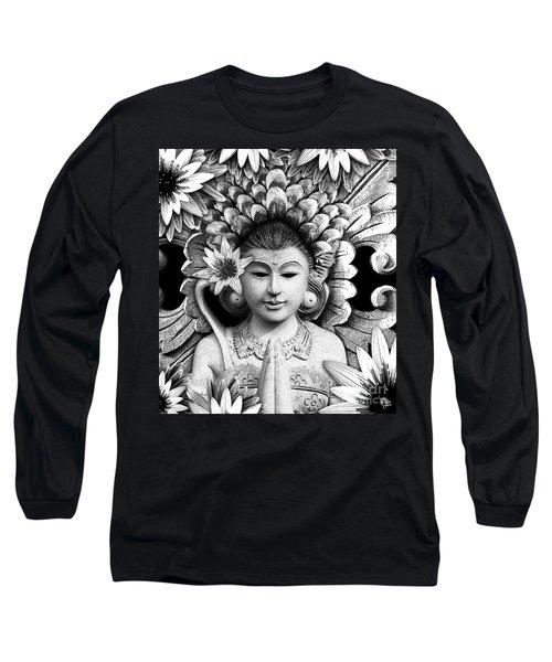 Dawning Of The Goddess Long Sleeve T-Shirt