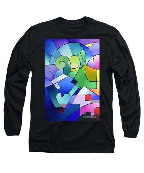 Daydream Canvas One Long Sleeve T-Shirt