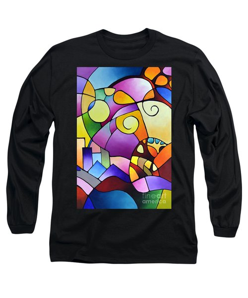 Daydream Canvas Two Long Sleeve T-Shirt