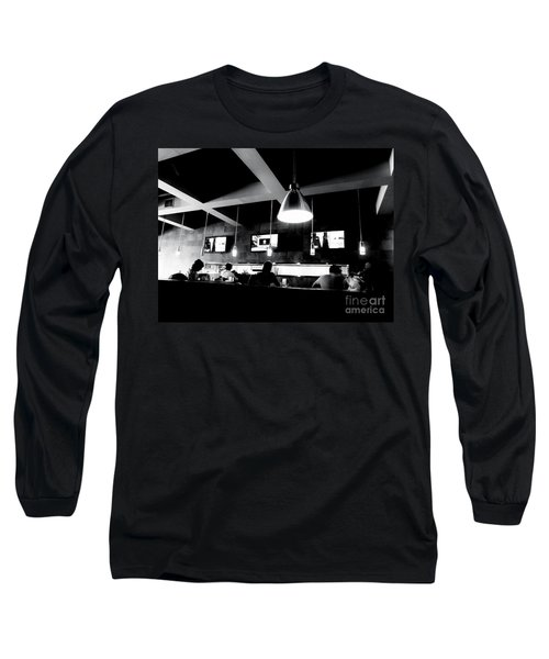 Long Sleeve T-Shirt featuring the photograph Dayhawks by Amar Sheow