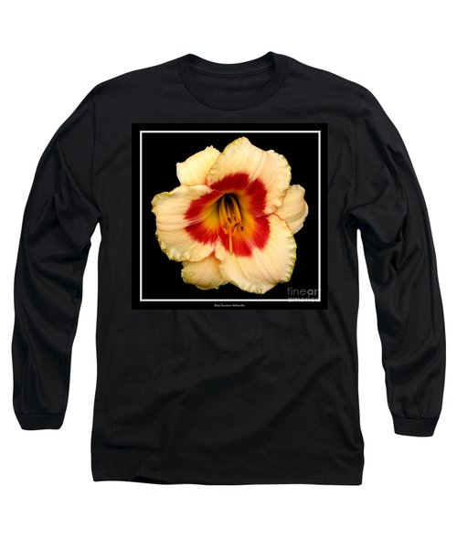 Long Sleeve T-Shirt featuring the photograph Daylily 3 by Rose Santuci-Sofranko