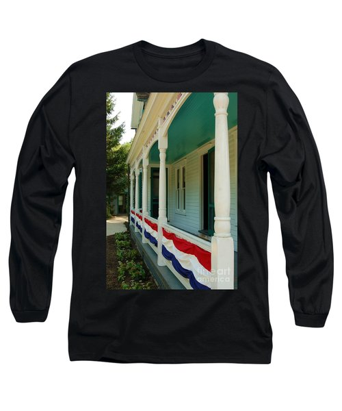 Days Gone By Long Sleeve T-Shirt by Patrick Shupert