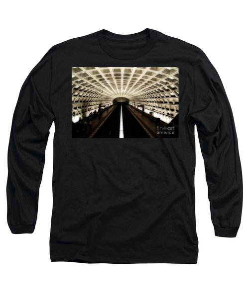 Dc Metro Long Sleeve T-Shirt