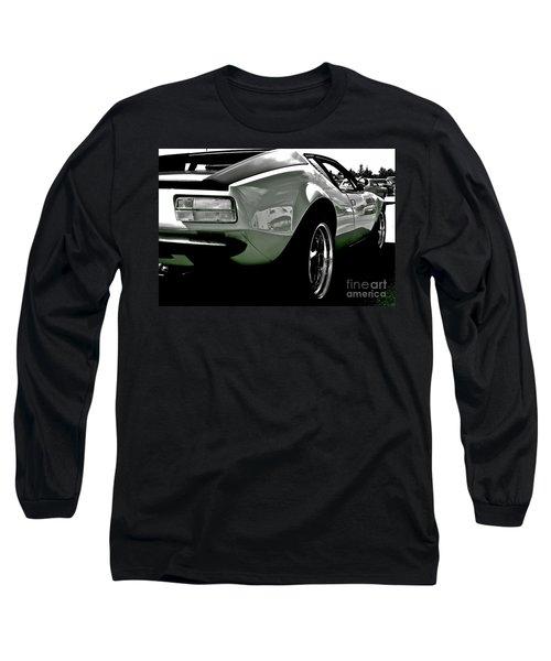 De Tomaso Pantera  1973 Long Sleeve T-Shirt