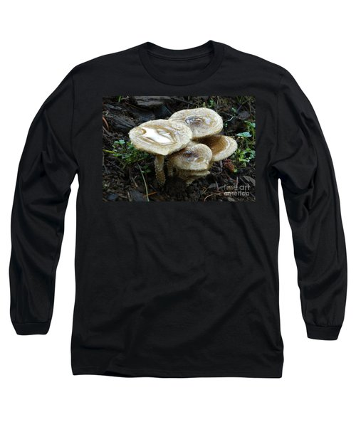 Long Sleeve T-Shirt featuring the photograph Deadly Beauty 1 by Chalet Roome-Rigdon