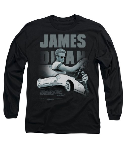 Dean - Immortality Quote Long Sleeve T-Shirt by Brand A