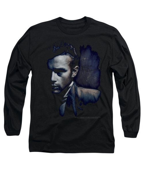 Dean - In Shadow Long Sleeve T-Shirt by Brand A