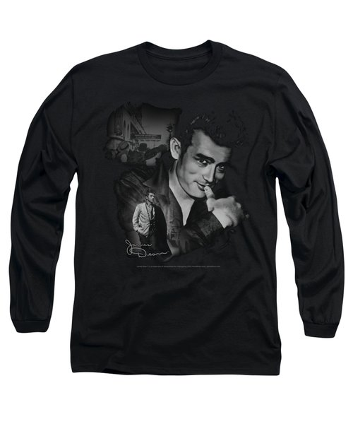 Dean - Mischevious Large Long Sleeve T-Shirt by Brand A