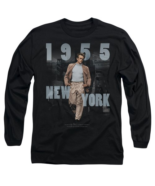 Dean - New York 1955 Long Sleeve T-Shirt