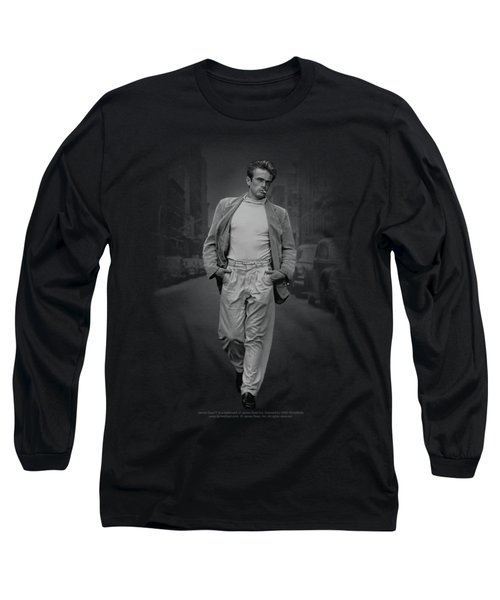 Dean - Out For A Walk Long Sleeve T-Shirt by Brand A