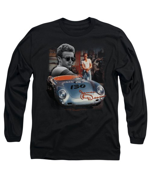 Dean - Sunday Drive Long Sleeve T-Shirt by Brand A