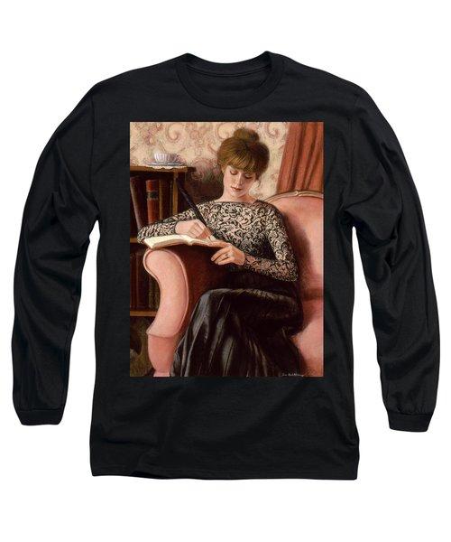 Dear Diary Long Sleeve T-Shirt