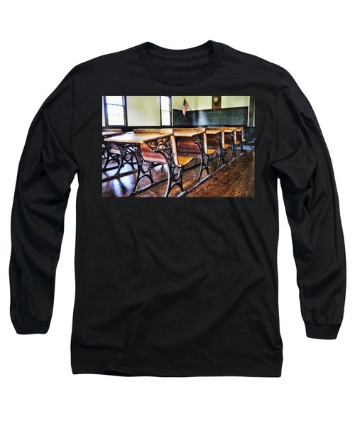 Dear Old Golden Rule Days Long Sleeve T-Shirt