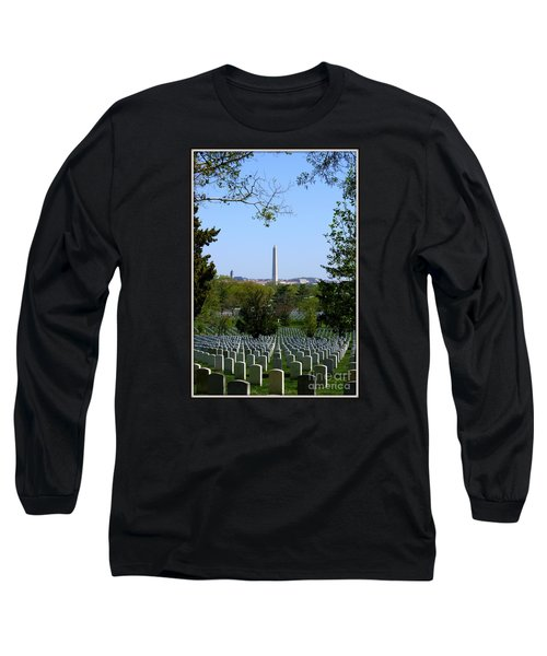 Long Sleeve T-Shirt featuring the photograph Debt Of Gratitude by Patti Whitten