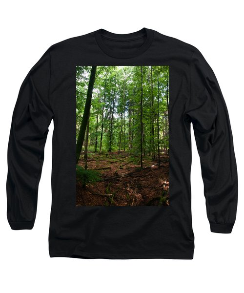 Deep Forest Trails Long Sleeve T-Shirt
