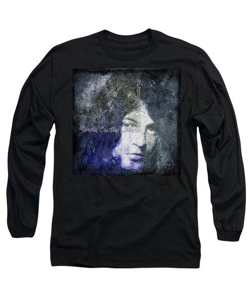 Deep Purple - Smoke On The Water Long Sleeve T-Shirt