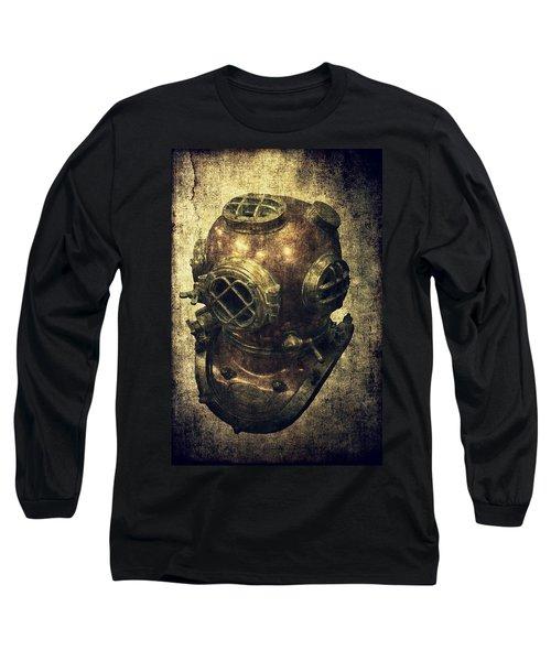 Deep Sea Diving Helmet Long Sleeve T-Shirt