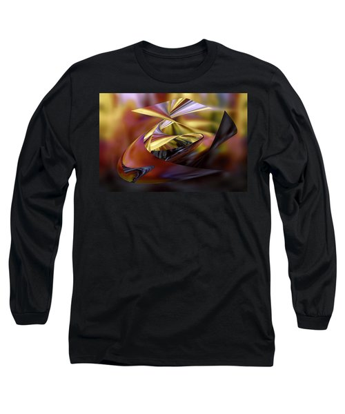 Deep Sea Mirage Long Sleeve T-Shirt