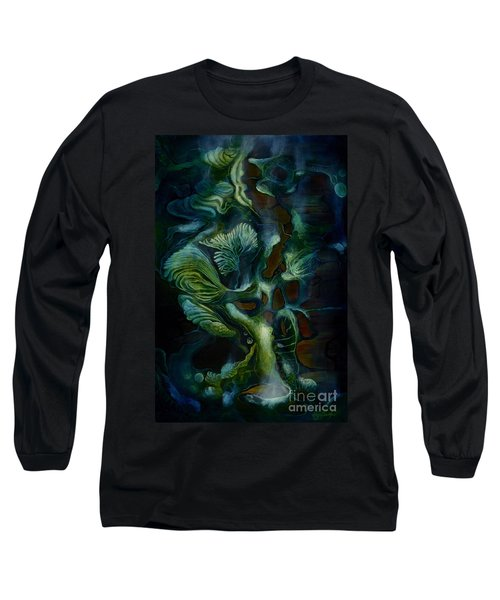 Deep Sea Within Long Sleeve T-Shirt