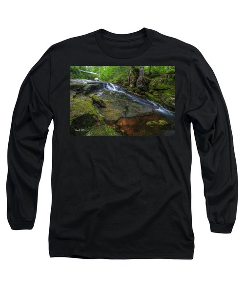 Deer Creek Long Sleeve T-Shirt by Charlie Duncan