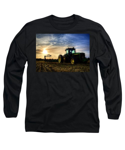 Deere Sunset Long Sleeve T-Shirt