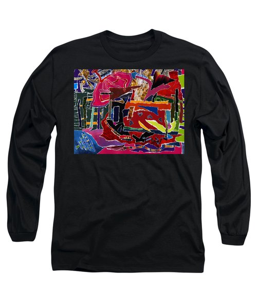 Definitively Every Direction V2 Long Sleeve T-Shirt